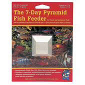 Aquarian The-7 Day Pyramid Fish Feeder
