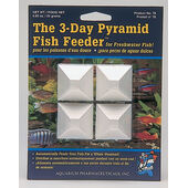 Aquarian The 3 Day Pyramid Fish Feeder
