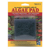 Aquarian Hand Held Algae Pad For Glass