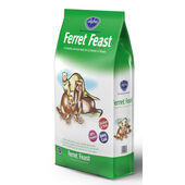 Alpha Ferret Feast Chicken & Fish Premium Complete Diet Ferret Food