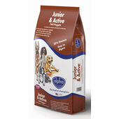 Alpha Junior & Active Field Nuggets With Chicken & Fish Dog Food 15kg