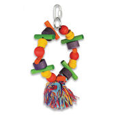 HappyPet Parrot Toy Cartwheel Medium Large