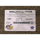 Alpha Wholemeal Mixer 15kg