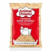 Animal Dreams Compressed Wood Shavings
