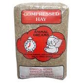 Animal Dreams Compressed Hay Standard