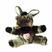 PetLove 'Chatterbox' Farmyard Donkey Plush Dog Toy