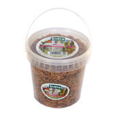 Supa Dried Insectivore Food 1000ml
