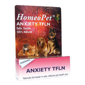 Homeopet Anxiety TFLN 100% Natural Pet Stress Relief Drops - 15ml