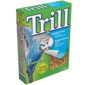 12 x Trill Budgie Seed 500g