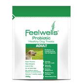 6 x Feelwells Probiotic Healthy Treats Super Premium Adult Lamb & Rice 200g