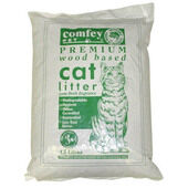 Comfey Pet Premium Wood Based Cat Litter