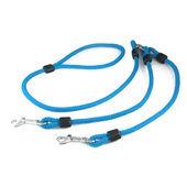Outhwaites Rope Lead Coupler Blue 85cm X 9mm
