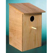 The Hutch Company Large Wood Cocktail Nesting Box