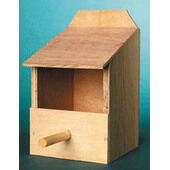 The Hutch Company Nest Box Finch