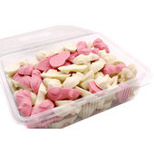 100 x Vitatreat Monster Mice Milk Chocs 1kg