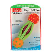 Petstages Caged Ball Toss