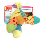 Petstages Tri Toss & Play