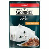 24 x Gourmet Perle Pouch Beef Grilled 85g