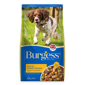Burgess British Chicken Adult Complete Dog Food