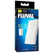 Fluval 105 Foam Filter Block 2pack