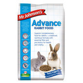 4 x Mr Johnson's Advance Rabbit 1.5kg