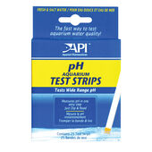 Api Ph Aquarium Test Strips 25pk