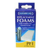 Interpet Internal Filter Plain Foam For Pf