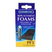 Interpet Internal Filter Carbon Foam For Pf