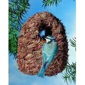 Wildlife World Small Bird Nest / Shelter 16.5x9.5x9.5cm