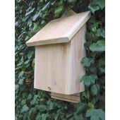 Wildlife World Wooden Bat Box 38x18x10cm