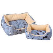 Cosipet Scatty Cat Kalahari Bed Blue