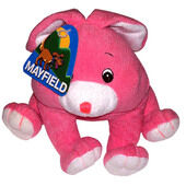 Mayfield Softy Pink Rabbit