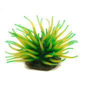 Penn-Plax Ornament Anemone Green Large