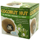 HappyPet Coconut Hut