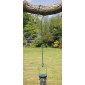 C J Wildlife Tree Hook Green Medium