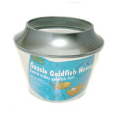 Gussie Goldfish Bowl Silver
