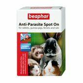 Beaphar Spot On Rabbit & Guinea Pig 4 Pack