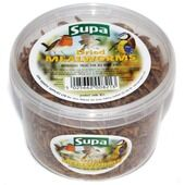 4 x Supa Dried Mealworms 500ml