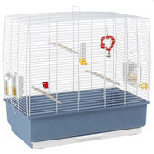Ferplast Rekord 4 Bird Cage Mixed Colours 59x33x57cm
