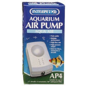 Interpet Aquarium Air Pump Aqua Air Ap4