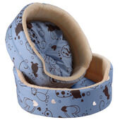 Cosipet Scatty Cat Superbed- Blue
