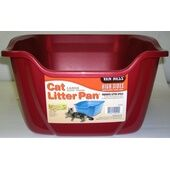 Van Ness High Sided Large Cat Litter Pan