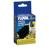 Fluval 2 Plus Replacement Carbon Pad 4pack
