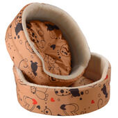 Cosipet Scatty Cat Superbed- Tan