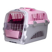 Catit Cat Cabrio Pink/grey/white 51x33x35cm