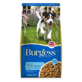 Burgess British Chicken Puppy Complete Food