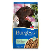 Burgess Adult Dog Light Chicken 12.5kg