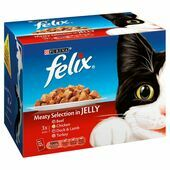 Felix Meaty Selection Chunks in Jelly 12 x 100g