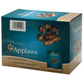 12 x Applaws Cat Pouch Tuna & Anchovy 70g