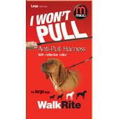 Mikki Reflective Walkrite Anti-Pull Harness